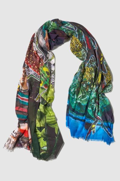 cotton-scarf-green-dreams-cotton-artofblends